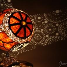 Table lamp IX